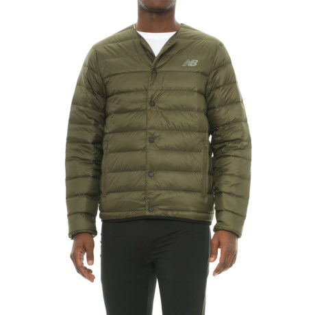 Image of 247 Luxe Snap Down Jacket - Insulated (For Men)