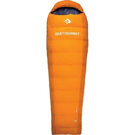 Image of 25°F Trek TKIII Sleeping Bag - Mummy, Left hand Zipper, Long