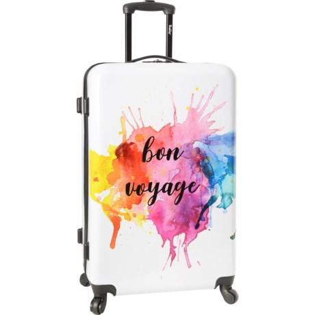 Image of 28? Live It Up Hardside Spinner Suitcase