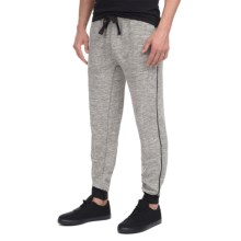 2(x)ist Active Comfort Joggers (For Men) in Light Grey Heather - Closeouts