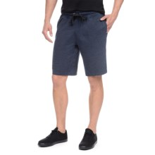 2(x)ist Active Comfort Shorts (For Men) in Denim Heather - Closeouts