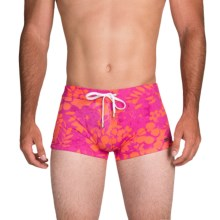 2(x)ist Cabo Swim Trunks (For Men) in Fuchsia Purple - Closeouts