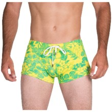 2(x)ist Cabo Swim Trunks (For Men) in Limoncello - Closeouts