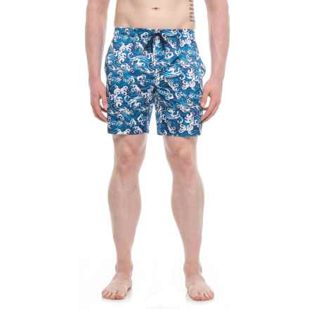 2(x)ist Catalina Wave Swim Trunks (For Men) in Blue - Closeouts