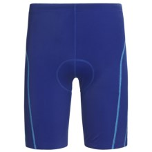 2XU Active Tri Shorts - UPF 50+ (For Men) in Marine Blue/Cloud Blue - Closeouts