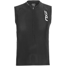 2XU Active Tri Singlet Top (For Men) in Black - Closeouts