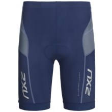 2XU Long Distance Tri Shorts (For Men) in Indigo/Steel - Closeouts