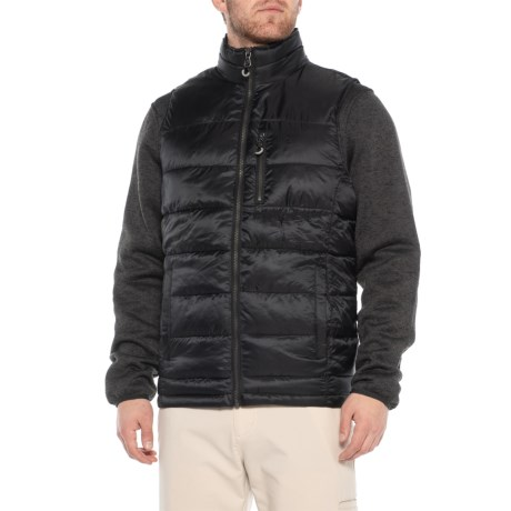 Image of 3-in-1 Puffer Vest Sweater System Jacket - Insulated (For Men)