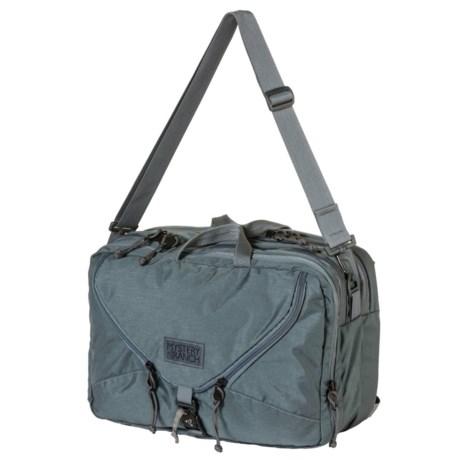 3-Way Expandable Briefcase - 22L