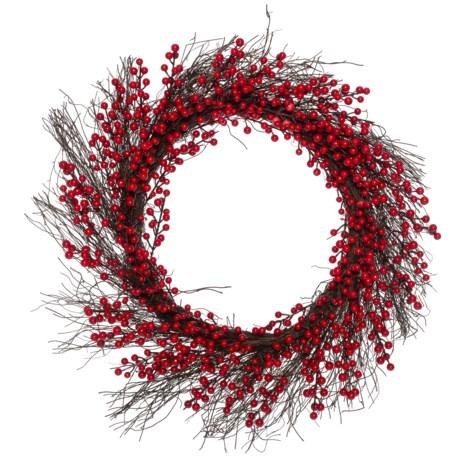 Image of 30? Christmas Berry Wreath