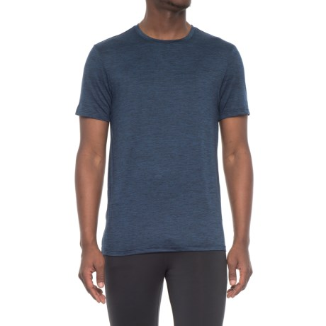32 Degrees Cool Tech T-Shirt - Short sleeve (For Men) in Deep Pacific Blue