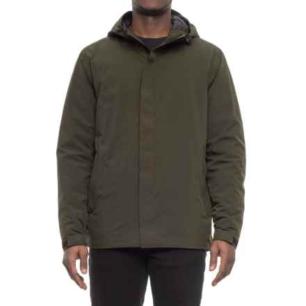 32 Degrees Dynamic Storm Tech Down Jacket - Waterproof (For Men) in Iris Leaf - Overstock