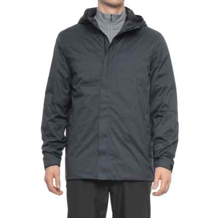 32 Degrees Dynamic Storm Tech Down Jacket - Waterproof (For Men) in Navy Melange - Overstock