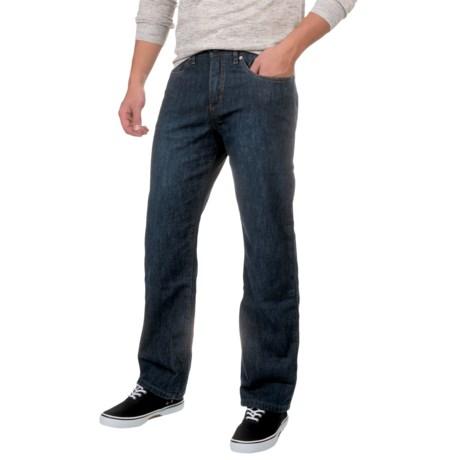 32 Degrees Flannel Lined Denim Pants (For Men)
