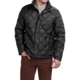 32 Degrees Mixed Quilted Packable Down Jacket (For Men)