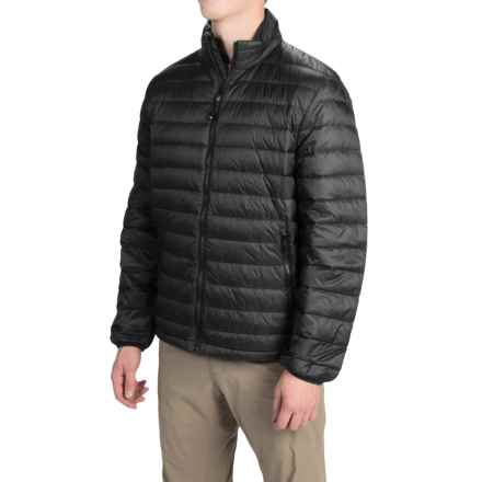 32 Degrees Nano Light Down Jacket (For Men) in Black - Closeouts