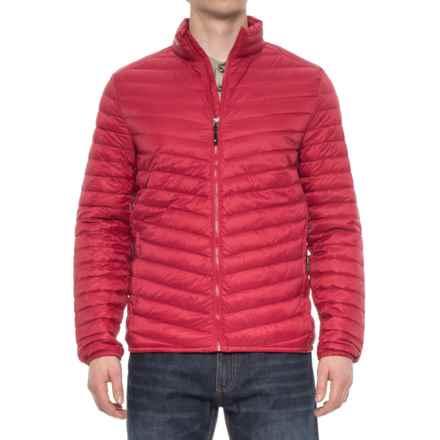 32 Degrees Nano Light Down Jacket (For Men) in Crimson - Closeouts