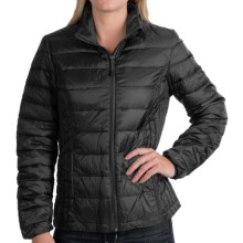 32 Degrees Packable Short Down Jacket - 650 Fill Power (For Women) in Black - Closeouts