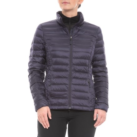 2c8f9a7ec01 32 Degrees Short Packable Down Jacket (For Women) in Eclipse - Closeouts