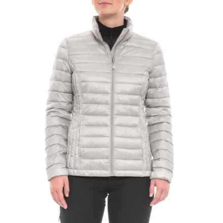 c387ebec48 32 Degrees Short Packable Down Jacket (For Women) in Silver - Closeouts