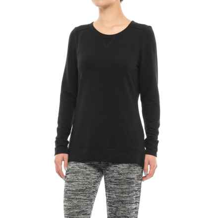 32 Degrees Sweatshirt (For Women) in Black - Closeouts