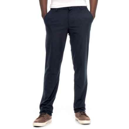 32 Degrees Ultra Flex Trouser Pants (For Men) in True Navy - Overstock
