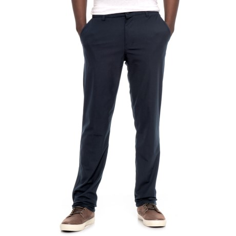 32 Degrees Ultra Flex Trouser Pants (For Men) in True Navy