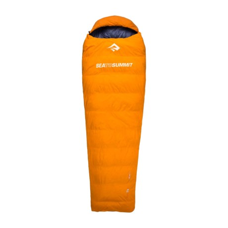 Image of 32°F Trek TK I Down Sleeping Bag - Long, Mummy, Left-Hand Zip, 650+ Fill Power