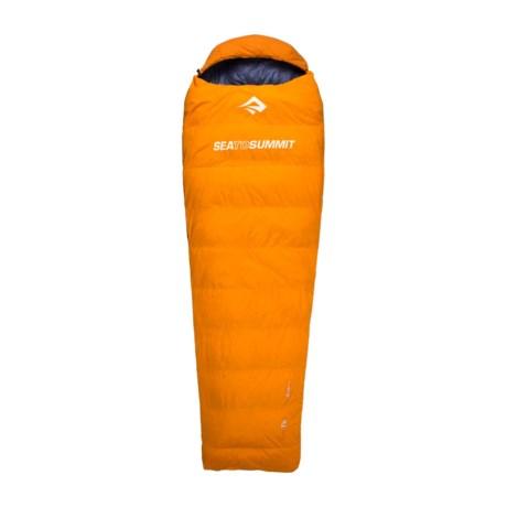 Image of 32°F Trek TK I Down Sleeping Bag - Mummy, Left-Hand Zip, 650+ Fill Power