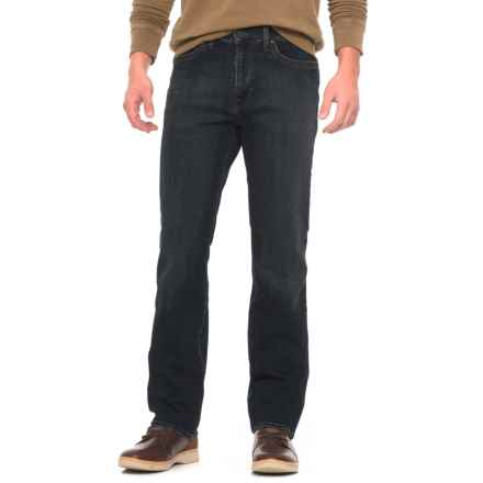 34 Heritage Charisma Classic Jeans - Straight Leg (For Men) in Black Comfort - Closeouts