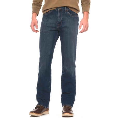 34 Heritage Charisma Classic Jeans - Straight Leg (For Men) in Dark Comfort