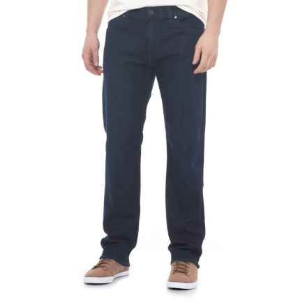 34 Heritage Courage Jeans - Straight Leg (For Men) in Dark Rome - Overstock