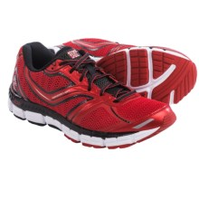 361 Degree Volitation Running Shoes (For Men) in Chinese Red/Black/White - Closeouts