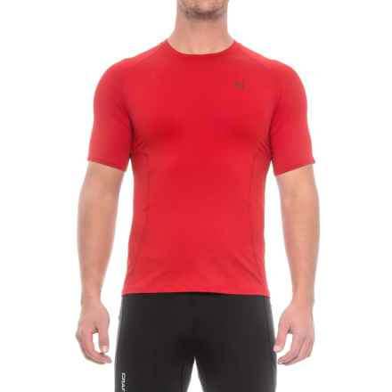 361 Degrees NX2SKN T-Shirt - Short Sleeve (For Men) in Chi/Black - Closeouts