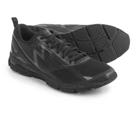 361 Degrees Onyx Running Shoes (For Men) in Black/Castlerock - Closeouts