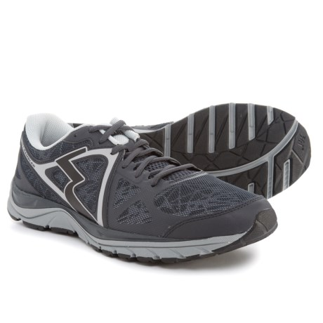 361 Degrees Rambler Cross-Training Shoes (For Men) in Gray/Silver