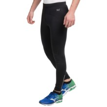 361 Degrees Running Tights (For Men) in Moonless Night - Closeouts