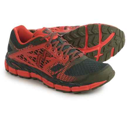 361 Degrees Santiago Trail Running Shoes (For Men) in Cyprus/Poppy - Closeouts