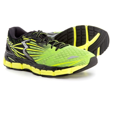 361 Degrees Sensation 2 Running Shoes (For Men) in 7-Up/Black