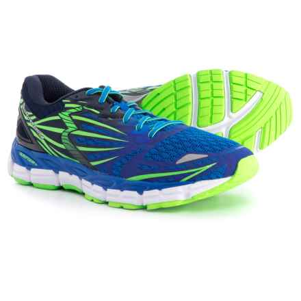 361 Degrees Sensation 2 Running Shoes (For Men) in Sapphire/Gecko - Closeouts