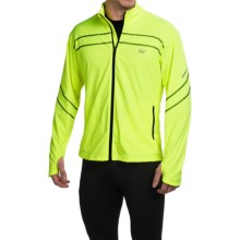 361 Degrees Speed Jacket (For Men) in Safety Yellow - Closeouts