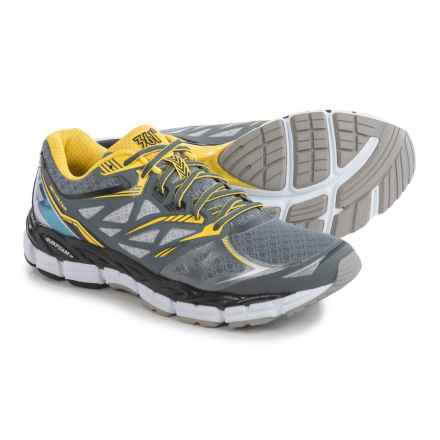 361 Degrees Voltar Running Shoes (For Men) in Castlerock/Vibrant - Closeouts