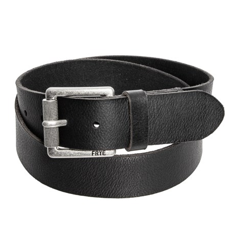 Image of 38mm Panel Belt - Leather (For Men)