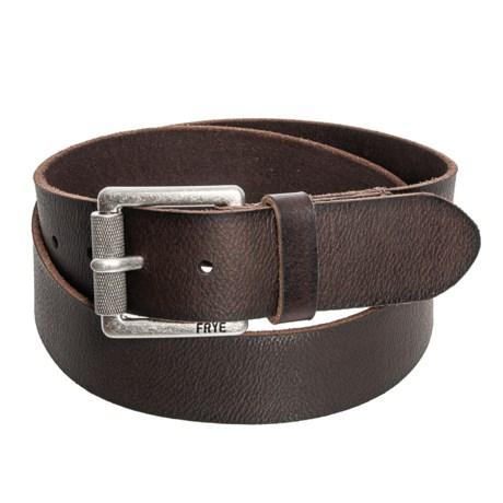 38mm Panel Belt - Leather (For Men)