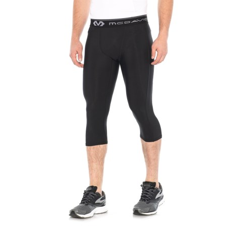 Image of 3/4 Compression Tights - UPF 50+ (For Men and Women)