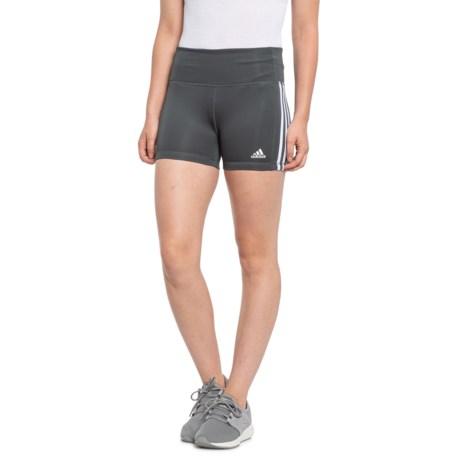 3S Short Tights (For Women) - LEGEND IVY/WHITE STRIPES (L )