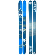4FRNT Gaucho Alpine Skis in See Photo - Closeouts