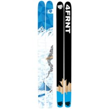 4FRNT Hoji Alpine Skis in See Photo - Closeouts