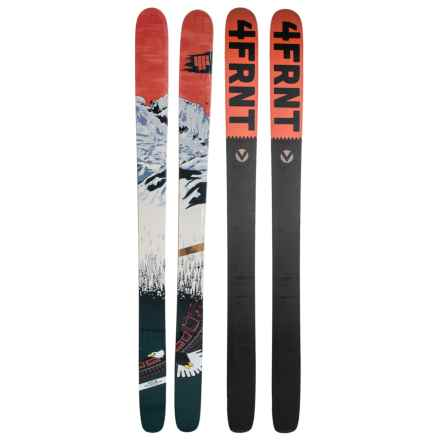 4FRNT KYE 120 Alpine Skis in See Photo - Closeouts