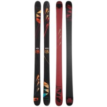 4FRNT MSP Alpine Skis - All-Mountain in Red - 2nds